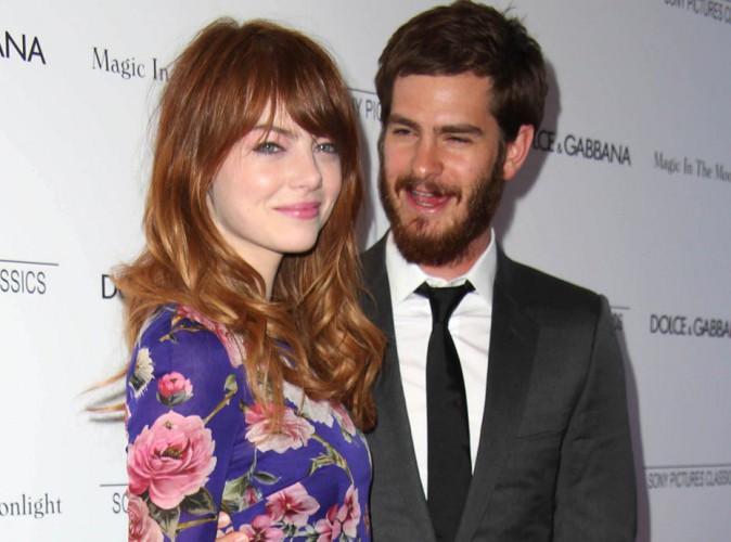 Emma Stone : elle peut compter sur le soutien d'Andrew Garfield pour la sortie de son nouveau film !