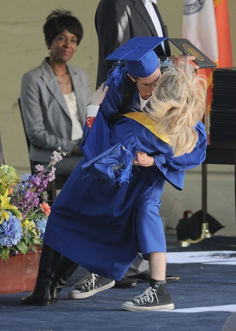 Emma Stone et Andrew Garfield, New York, 1er juin 2013