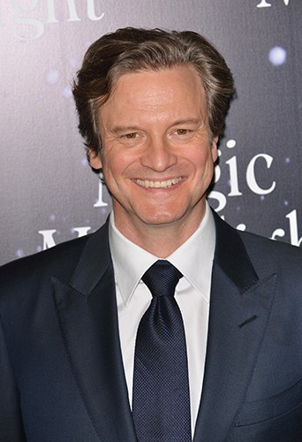 Colin Firth à Paris le 11 septembre 2014