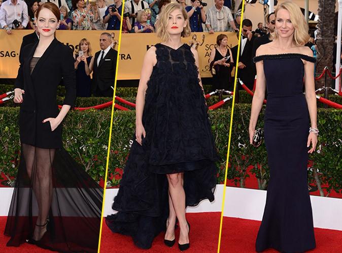 Emma Stone, Rosamund Pike et Naomi Watts : trio sensuel et t�n�breux !