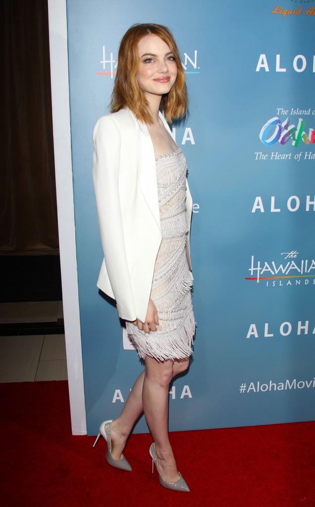 Emma Stone le 27 mai 2015