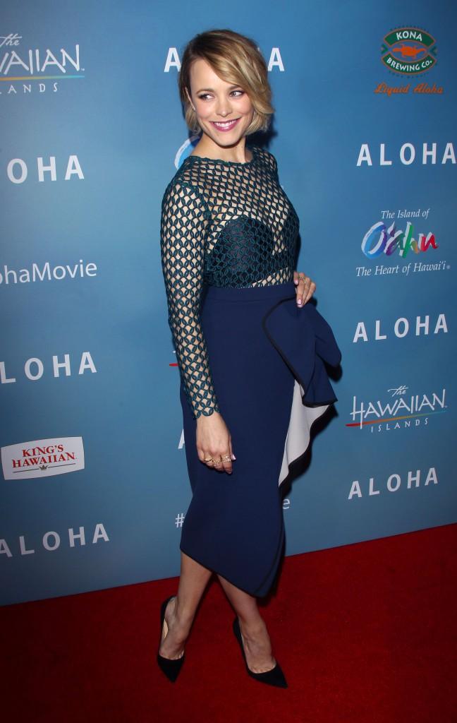 Rachel McAdams le 27 mai 2015