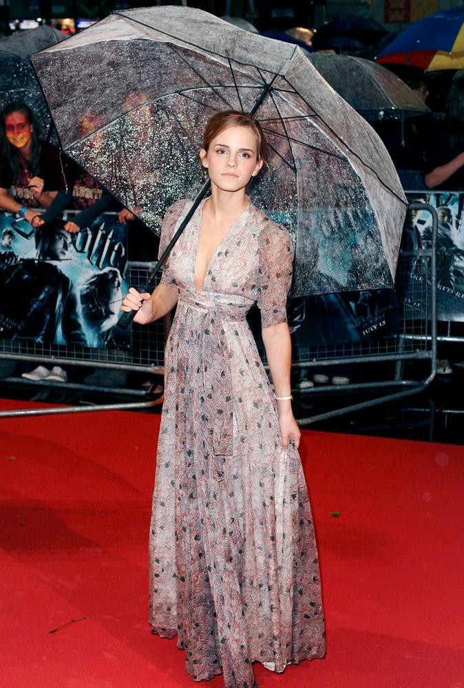 Photos : Emma Watson à 19 ans