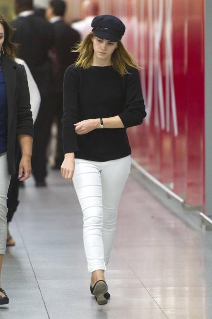 Emma Watson le 24 juin 2013 à New York