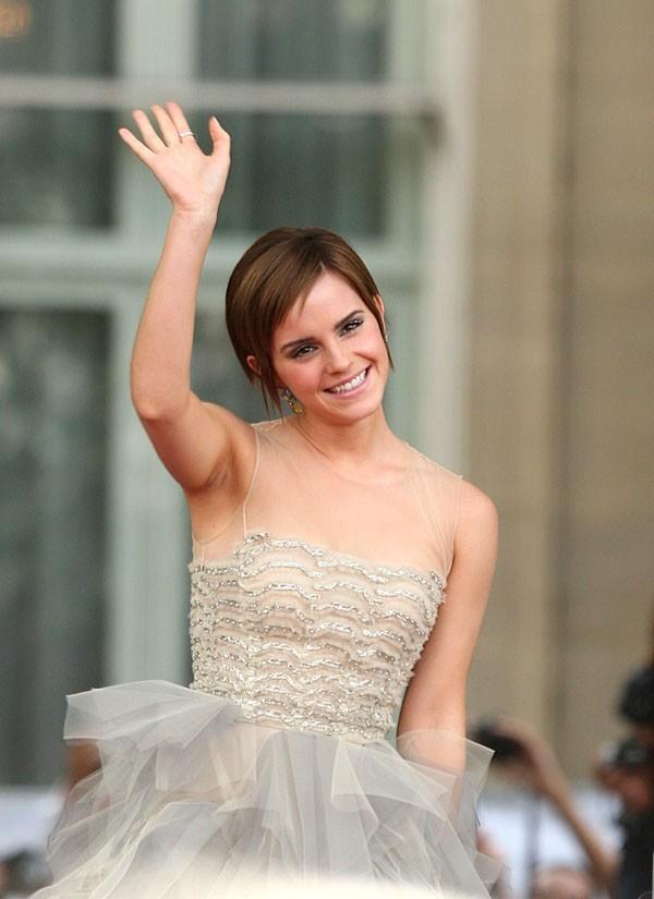 Emma émue de devoir dire adieu aux fans d'Harry Potter ...