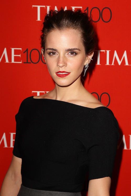 Photos : Emma Watson engagée, chic et honorée par Time Magazine !