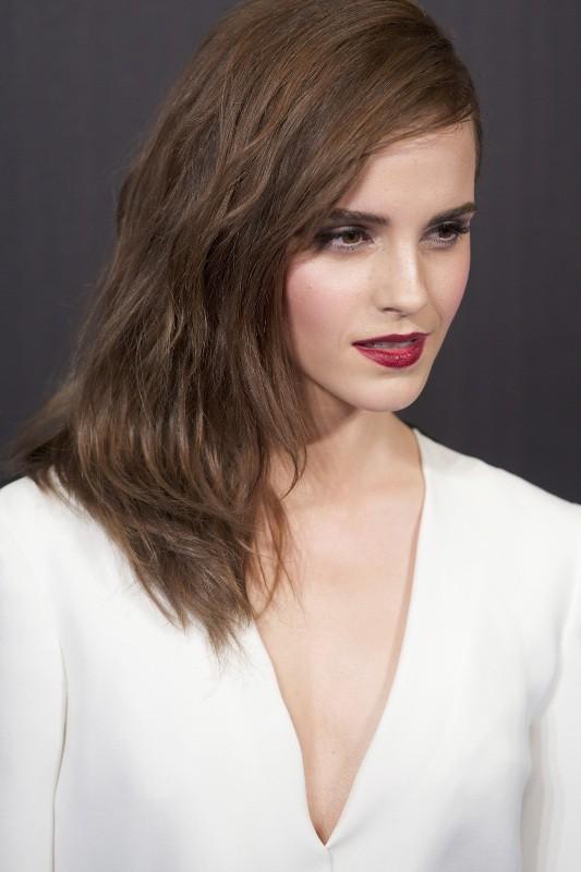 "Emma Watson lors de la première de ""Noah"", le 17 mars 2014."