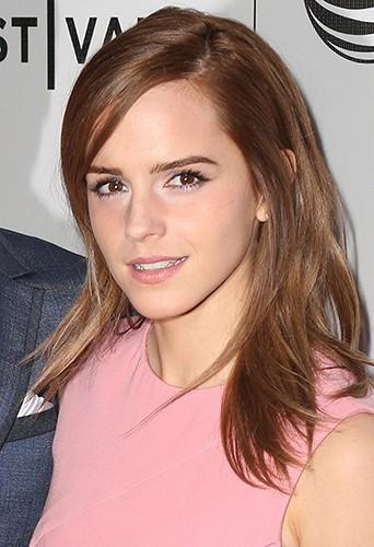 Emma Watson à New York le 20 avril 2014