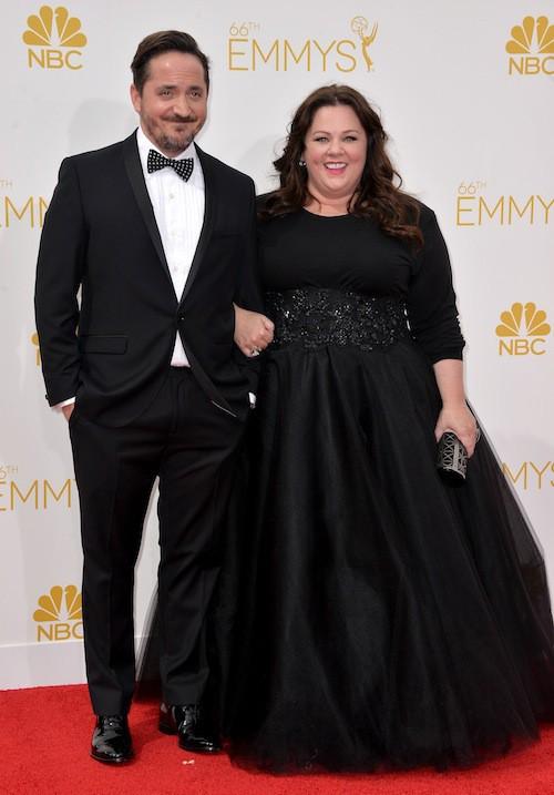 Melissa McCarthy et Ben Falcone (mariés en 2005)