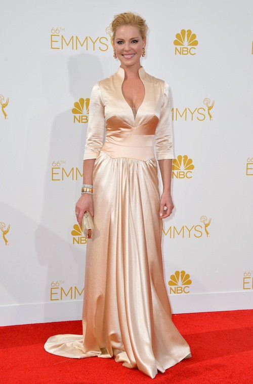 Katherine Heigl aux Emmy Awards 2014