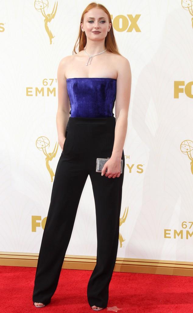 Sophie Turner le 20 septembre 2015