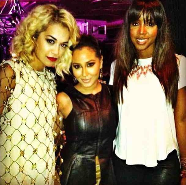 Rita Ora, Adrienne Bailon et Kelly Rowland