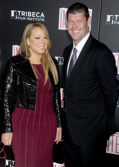 Photos : entre Mariah Carey et James Packer, ça devient très sérieux !
