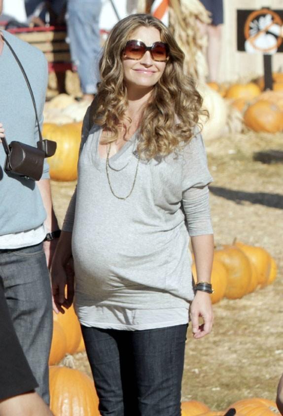 Très enceinte...c'est pour quand ?