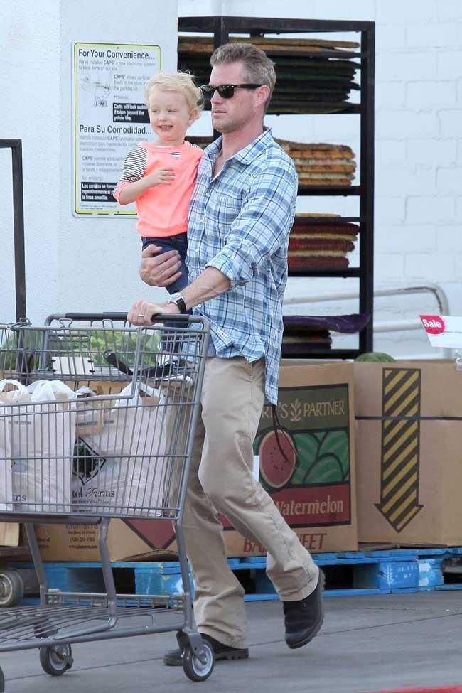 Il adore sa fille !