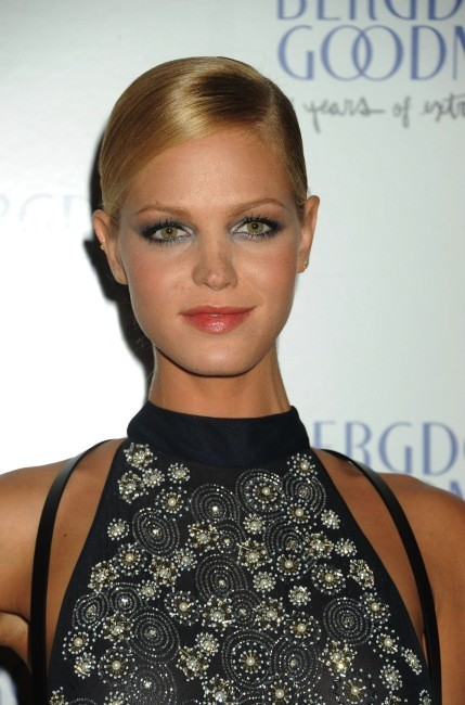 Erin Heatherton le 18 octobre 2012 à New York