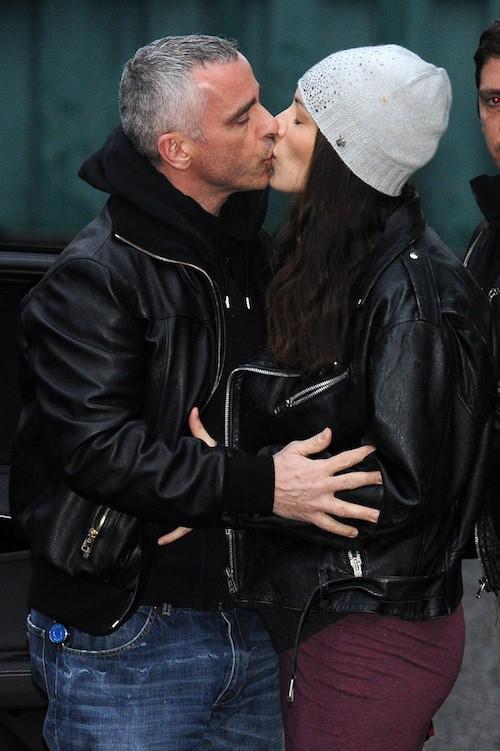 Photos : Eros Ramazzotti : de nouveau papa, il se montre fier et amoureux !