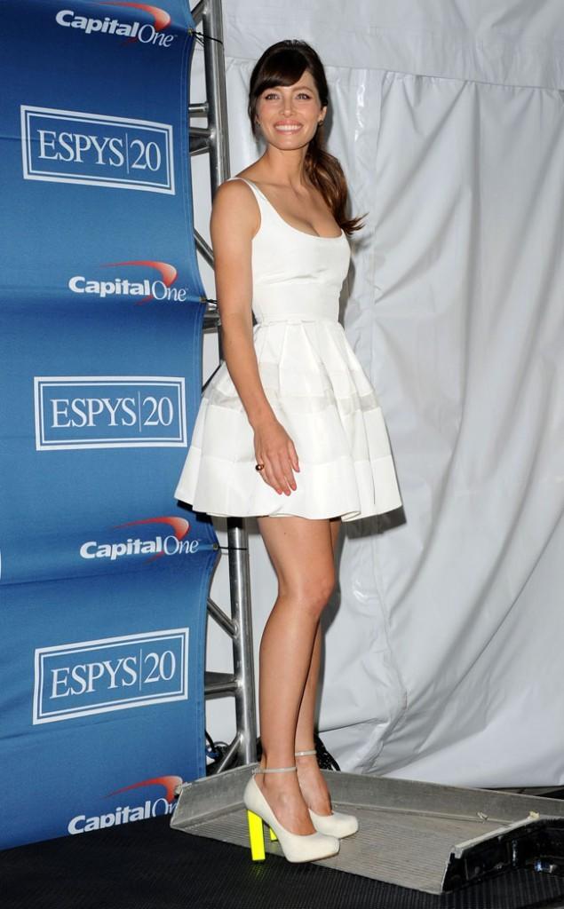 Jessica Biel le 11 juillet 2012 à Los Angeles