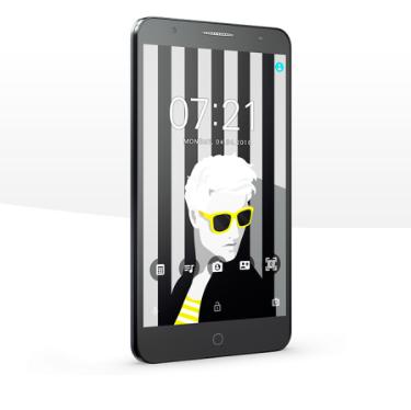 Le nouveau smartphone POP 4 de chez Alcatel