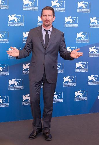 Ethan Hawke à Venise le 5 septembre 2014