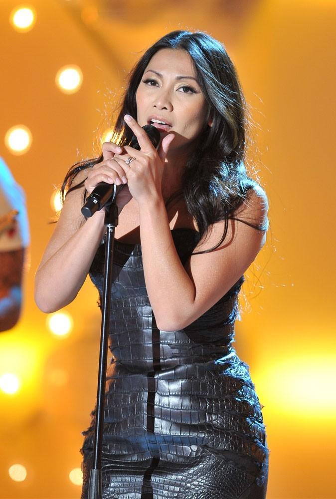 Photos : Anggun en 2011