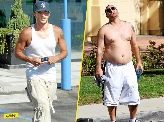 Les mâles : eux aussi ils ont changé en 5 ans ! En mal : Kevin Federline !