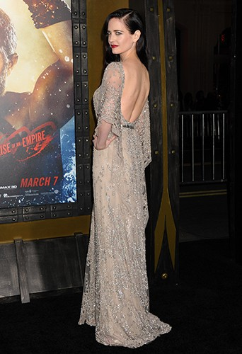 Eva Green à Los Angeles le 4 mars 2014