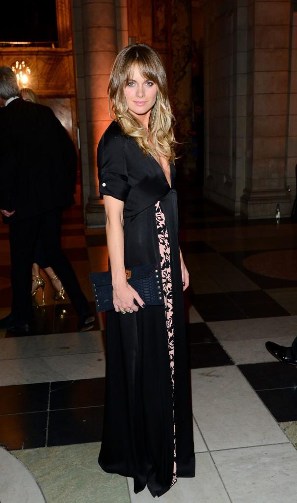 Photos : Eva Herzigova, Dianna Agron, Cressida Bonas : Toutes sublimes pour le gala Alexander McQueen !