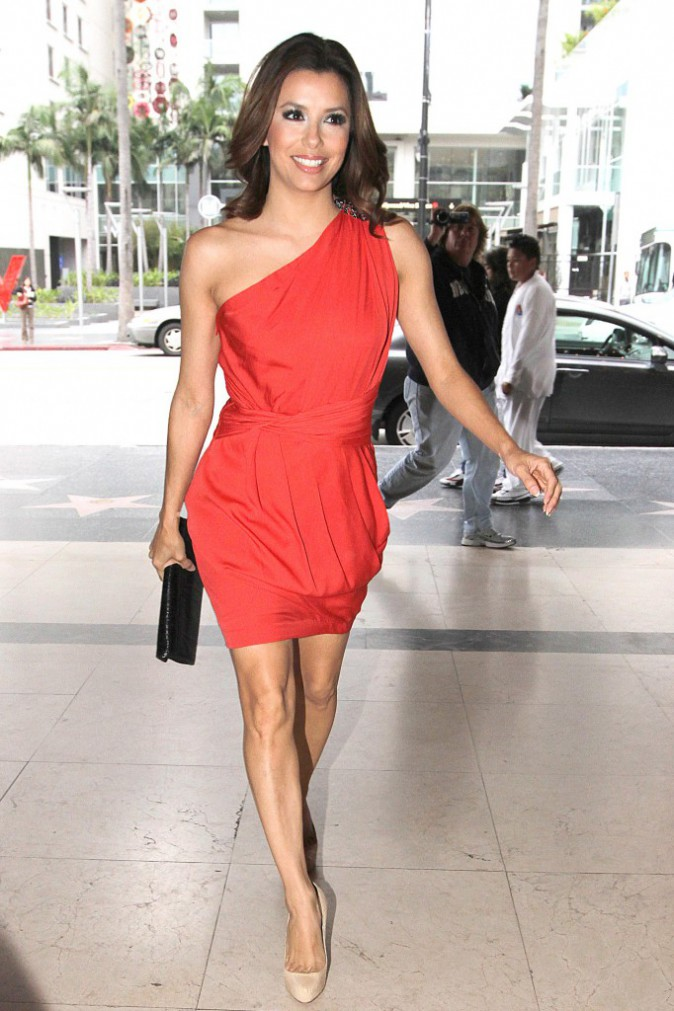 Photos : Eva Longoria : 40 ans et toujours aussi parfaite !