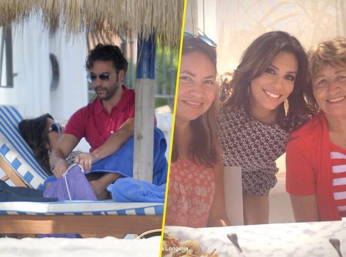 Eva Longoria : à Marbella pour présider un nouveau gala, son boyfriend, sa soeur et sa mère sont tous du voyage !