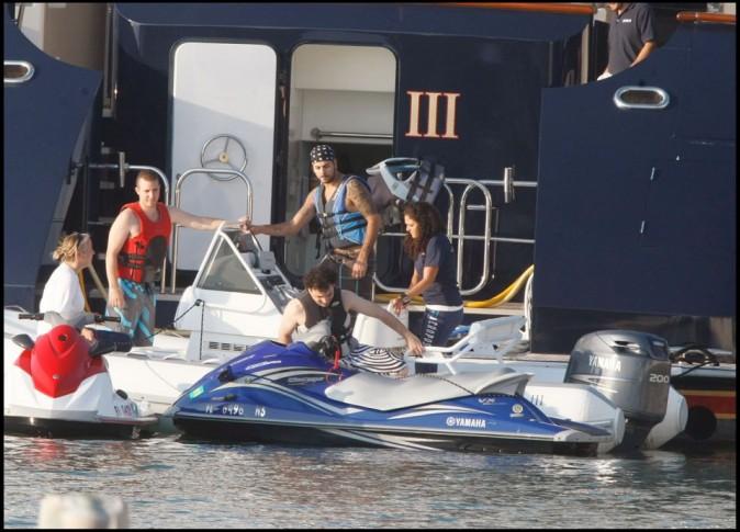 Eduardo Cruz à Miami, le 10 mai 2011.