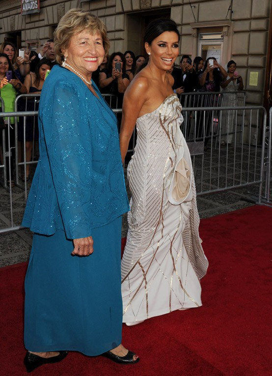Eva Longoria à la cérémonie des Alwa Awards organisée à Pasadena le 10 octobre 2014