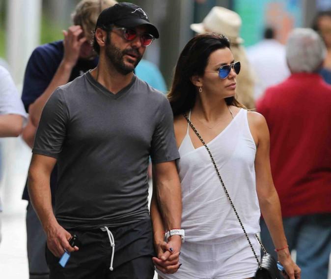 Eva Longoria et Jose Antonio Baston : les vacances de l'amour continuent...