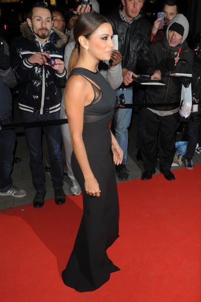 Eva Longoria lors du Global Gift Gala à Londres, le 19 novembre 2013.