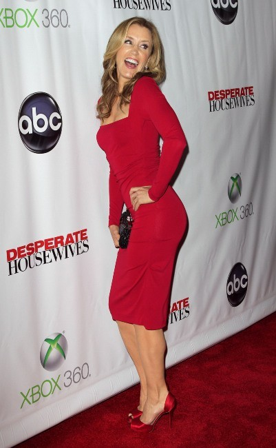 Felicity Huffman lors de la Desperate Housewives Final Party à L.A., le 29 avril 2012.