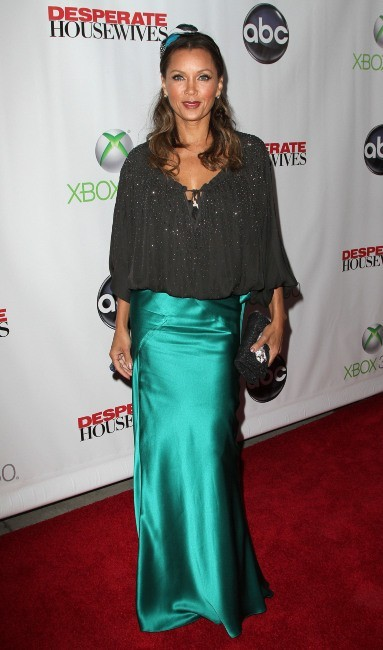 Vanessa Williams lors de la Desperate Housewives Final Party à L.A., le 29 avril 2012.
