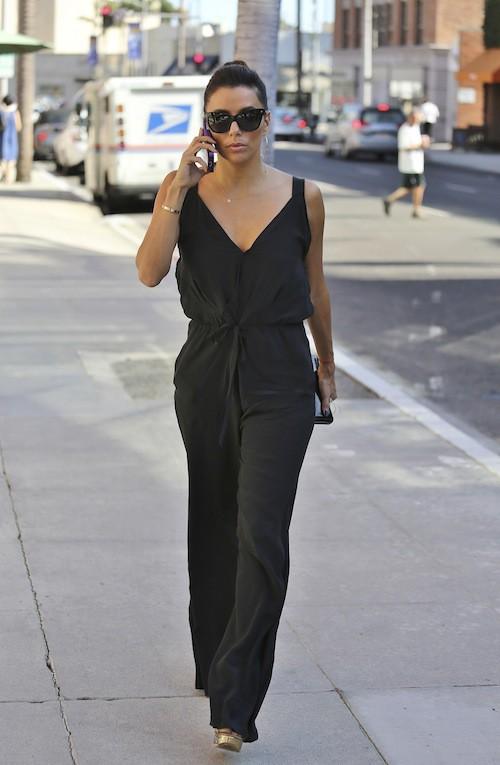Photos : Eva Longoria : même sans son chéri Jose Antonio Baston, elle reste glam' !