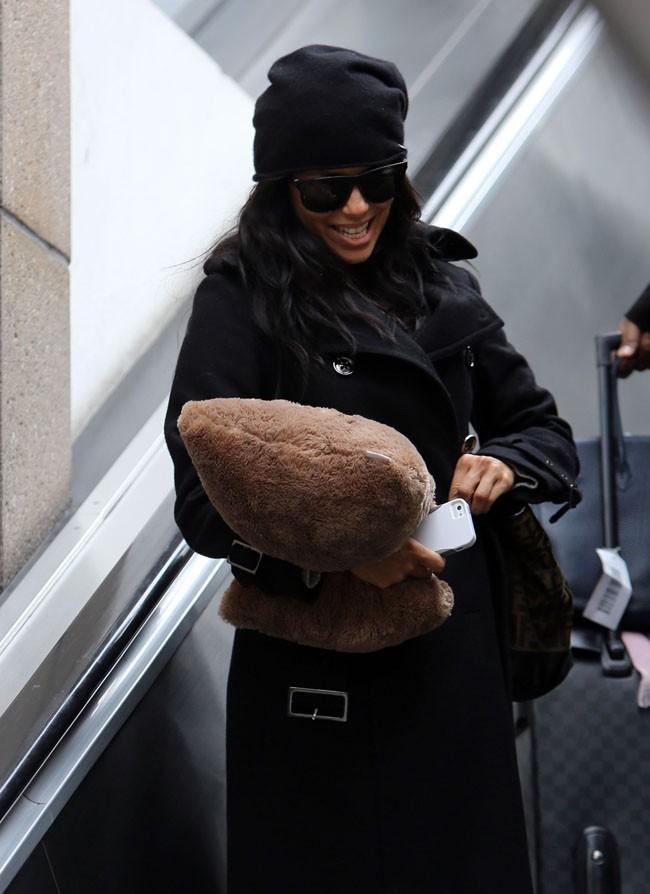 Eva Longoria le 16 décembre 2012 à Los Angeles
