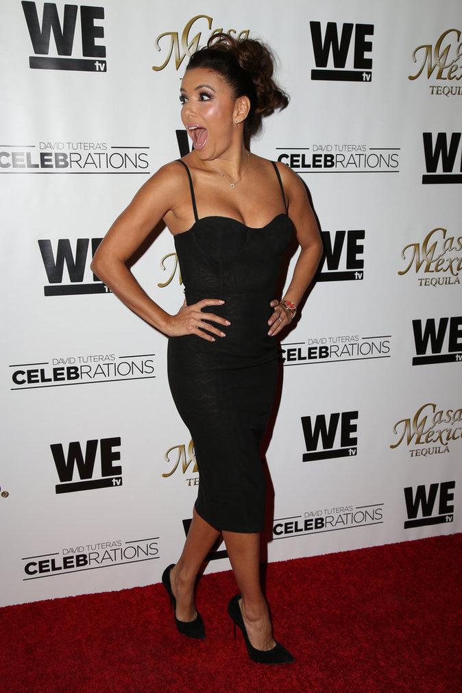 Eva Longoria à Los Angeles le 6 novembre 2015