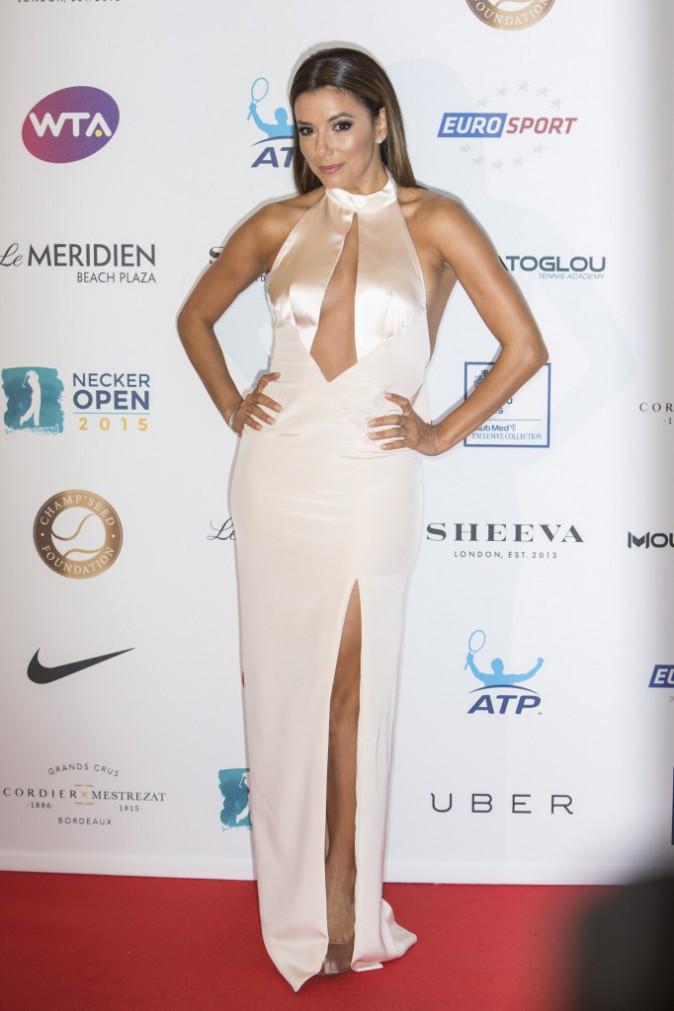Eva Longoria le 19 mai 2015