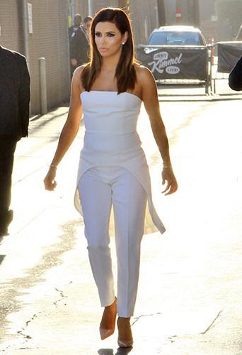 Eva Longoria à Los Angeles le 2 septembre 2014