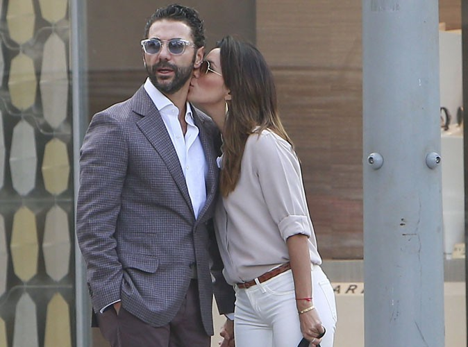 Photos : Eva Longoria : tendres retrouvailles avec son beau Jose à Los Angeles !