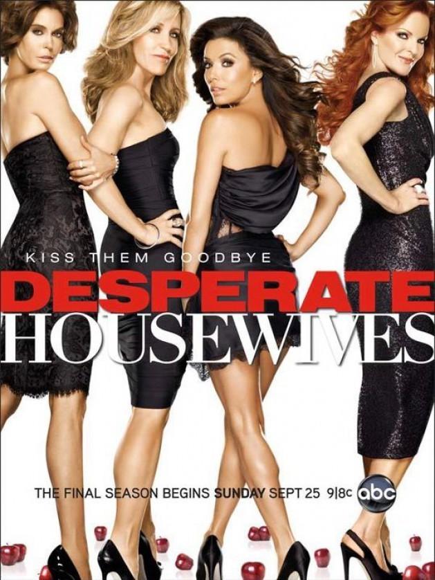 Les dernières aventures des Desperate débutent le 25 septembre !