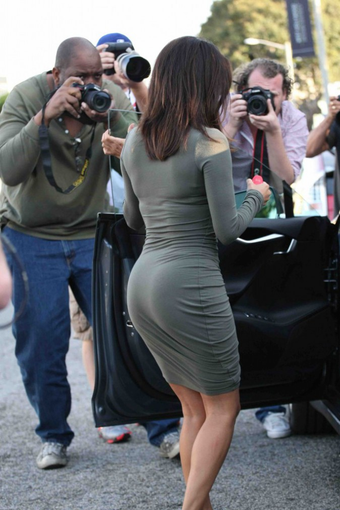 Eva Longoria : très sexy pour une simple visite chez le coiffeur !