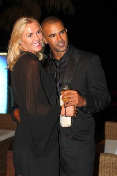 Shemar Moore lors de l'after-Party du Global Gift Gala à Marbella, le 4 août 2013.