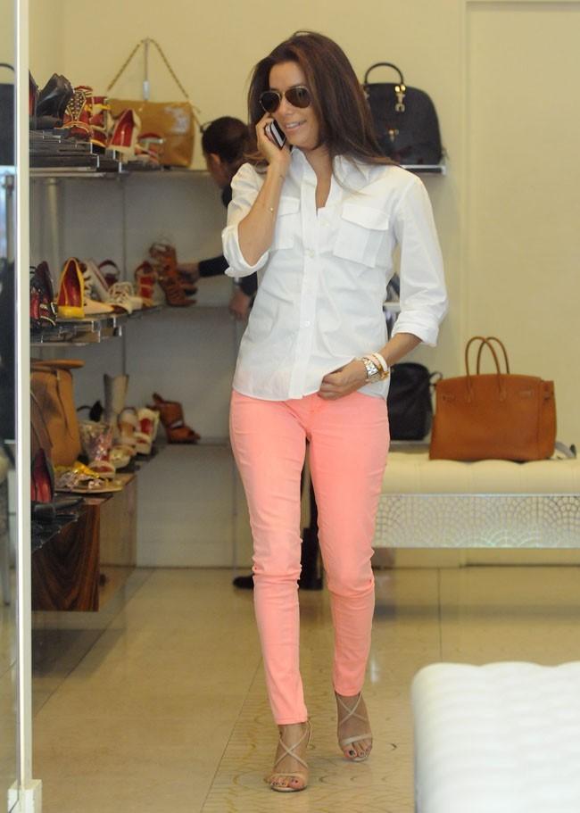 Eva Longoria le 12 mai 2012 à Beverly Hills