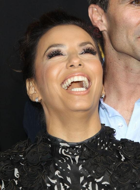 Eva Longoria à a première de For Greater Glory le 31 mai 2012