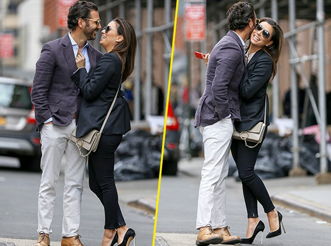 Eva Longoria et Jose Antonio Baston le 26 avril 2015