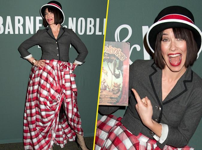 Evangeline Lilly : elle se prend pour Tata Yoyo !