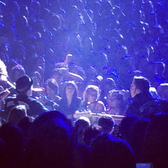 Fall Out Boy en concert au Zénith de Paris, le 12 mars 2014.